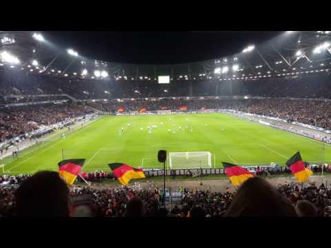 Germany -vs- Northern Ireland - Goal by Khedira (2:0)