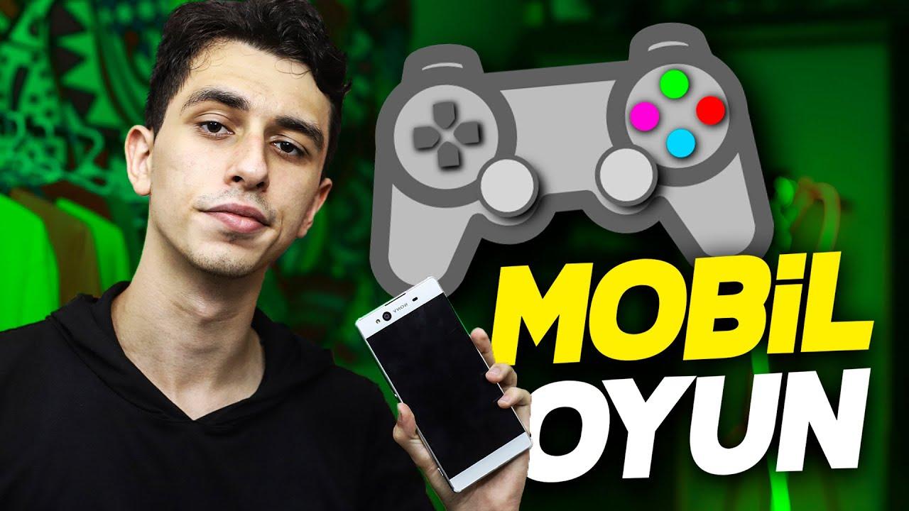 MOBİL OYUN VİDEOSU NASIL ÇEKİLİR? 🎮 - Mobil Oyun Videosu Çekme