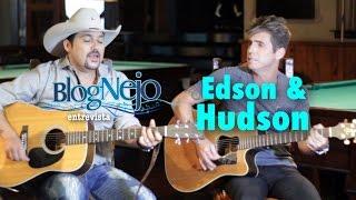 Blognejo Entrevista - Edson & Hudson