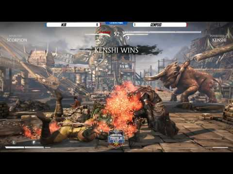 [ Road to Manila Cup 2017 7.1.17 ] MKX LoserFinals MJB Vs Gempoid