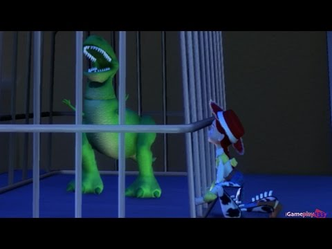 Toy Story 3 - Prison Break