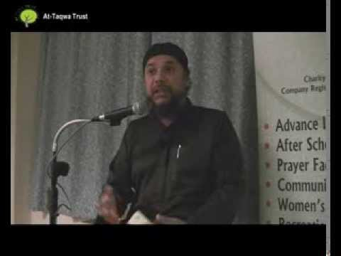At Taqwa Trust - Why Islam By Shayk Shah Nawaz