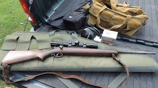 Winchester Model 67 Rifle - Part 2