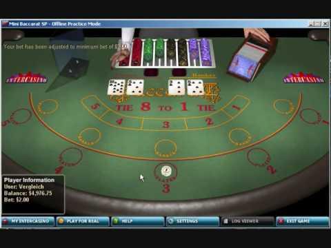 Video Casino online vergleich
