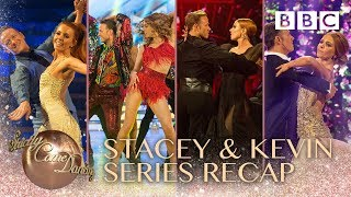Stacey Dooley and Kevin Clifton's Journey to the Final - BBC Strictly 2018