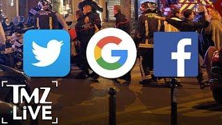 Google & Facebook: ISIS Lawsuit | TMZ Live