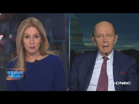 Wilbur Ross says Lighthizer continues to lead China trade talks