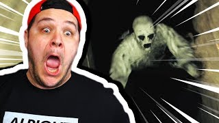 TRY NOT TO GET SCARED! (wuss boy edition)
