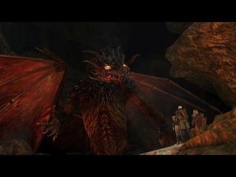 LOTR War in the North All Cutscenes (Game Movie)