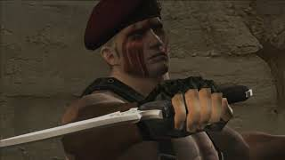 Resident Evil 4 - Chapter 5-3 05 Ancient Fortress (Krauser)