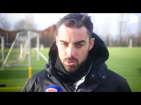Rubén Sellés om testkamp og sine første uger i AGF