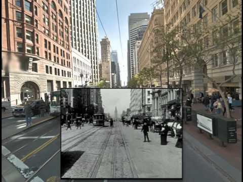 San Francisco 1906 and 2011
