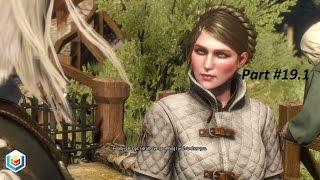 The Witcher 3: Wild Hunt - Gameplay #19.1 - Уроки фехтования