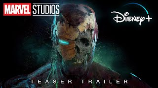 MARVEL ZOMBIES Trailer #1 | Disney+ HD | Robert Downey Jr., Tom Holland