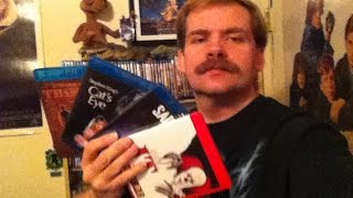 STEPHEN KING'S BLU RAY UNBOXING IT/CAT'S EYE/SALEM'S LOT AND THINNER