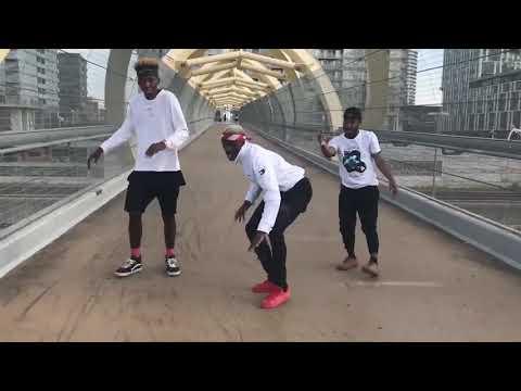 DJ FLEX - NIGGAZ WITH ENJAILLEMENT DANCE #AFROROTATIONCHALLENGE