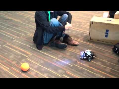 PDCMS Robotic Greater San Diego Botball workshop