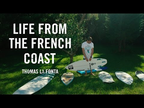 Life From The French Coast - Episode 2 - Thomas La Fonta