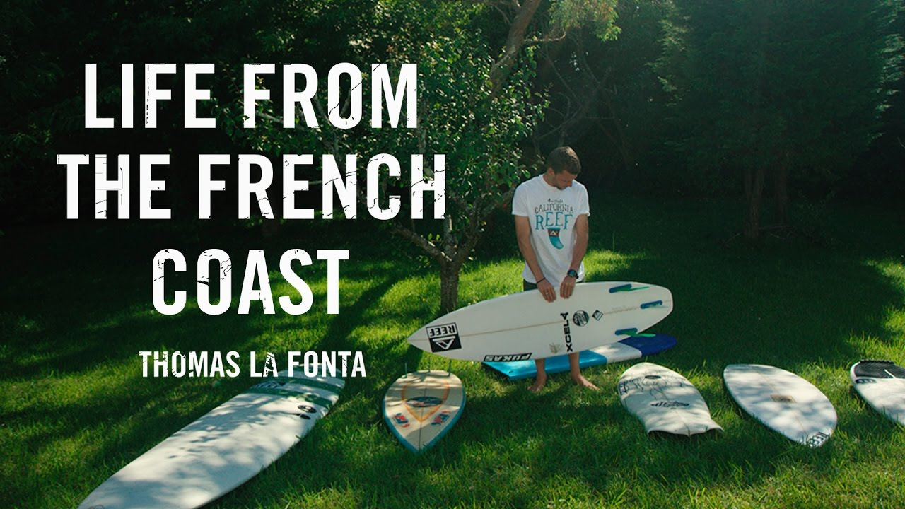 Life From The French Coast - Episode 2 - Thomas La Fonta