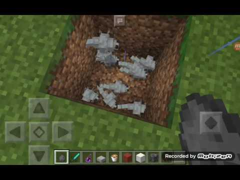 SILVERFISH INVASION!! Kill Silverfish Fast And Easy Minecraft Tips And Tricks