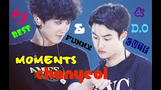 EXO | BEST FUNNY & CUTE MOMENTS | D.O & CHANYEOL #3