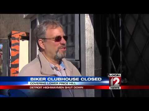 Detroit Highwaymen Clubhouse shut down