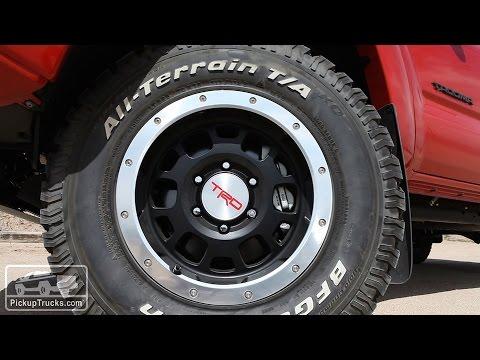 2015 Toyota Tacoma TRD Pro 4x4 V-6: Off-Road