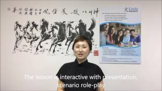Linda Mandarin Business Chinese Course Introduction Video   Learn Business Chinese