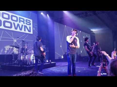 3 Doors Down - When I'm Gone @ ShoreTel Partner Conference 2016