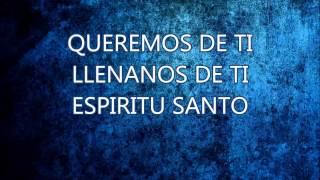 Ven Espíritu Santo por Barak pista