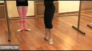 Уроки балета. Занятие 7