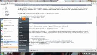 installing and configuring Apache http server