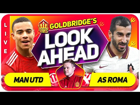 MANCHESTER UNITED vs ROMA! SOLSKJAER To Make Changes? Man Utd News