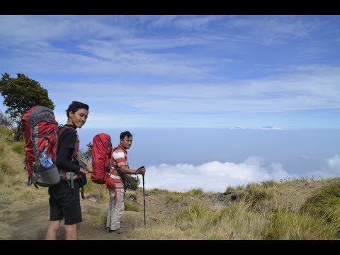 Pendakian Gunung Lawu Via Candi Cetho Agustus 2017