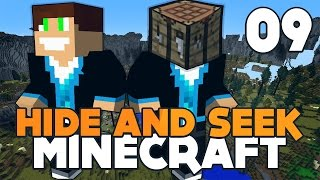 HAYPAD OPOWIADA SUCHARA! | Minecraft - Hide'n'Seek #9 | Vertez & HayPad
