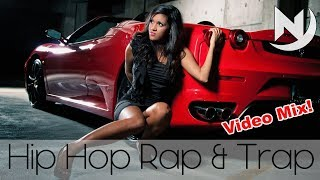 Best Hip Hop Rap Urban & Trap Mix 2017 | Bass Boosted Party Trap Hip Hop Black Hype Music #63