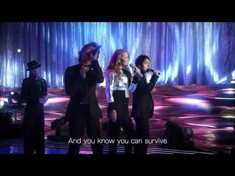 Mariah Carey - Hero (Full HD) + Lyrics