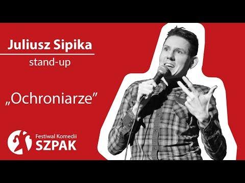 """Juliusz Sipika stand-up - """"Ochroniarze"""""""