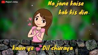 💓Is Dil Ki Bas Ye Khwahish Thi Apna Banalu Tujhko | New💖 Whatsapp Status Video ||