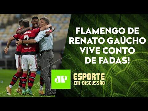 Flamengo segue vivendo