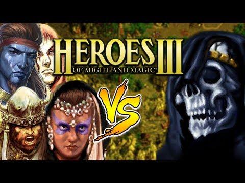 Heroes III - Zakończenie Kampanii *The Shadow of Death*