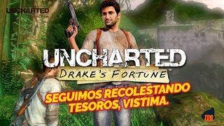 SEGUIMOS LA AVENTURA DE NATE: UNCHARTED 1 (The Nathan Drake Collection)