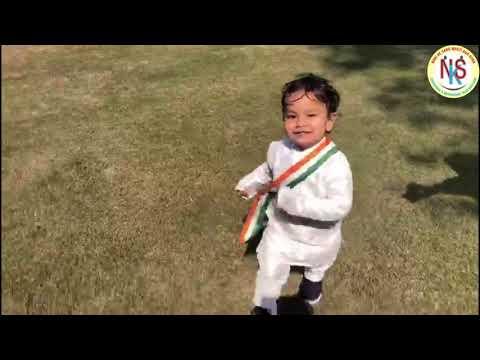 nanha-munna-rahii-hoon-|-dr.-sarita-mehta-|-patriotic-hindi-song|