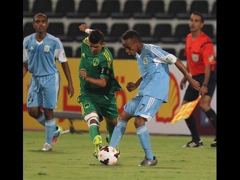 Nouvelle pépite du football Mauritanien (Mohamed Ould Abderrahmane) Mauritanie U-17 vs Djibouti