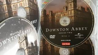 Downton Abbey Season 1 & 2 (DVD-Unboxing)