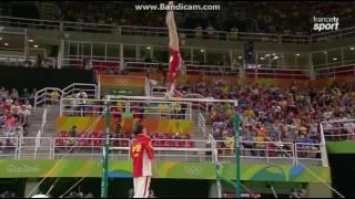 Chunsong Shang CHN Qual UB Olympics Rio 2016