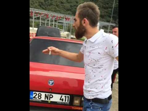 Tanju Akdoğan Egzanı verdi Giresun'da 28 NP 411
