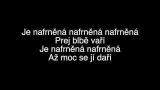 Barbora Poláková - Nafrněná (Text)