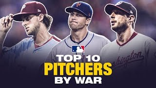 2018's Top 10 Pitchers by WAR