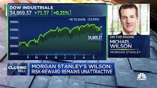 Morgan Stanley's Mike Wilson has a bleak outlook for markets